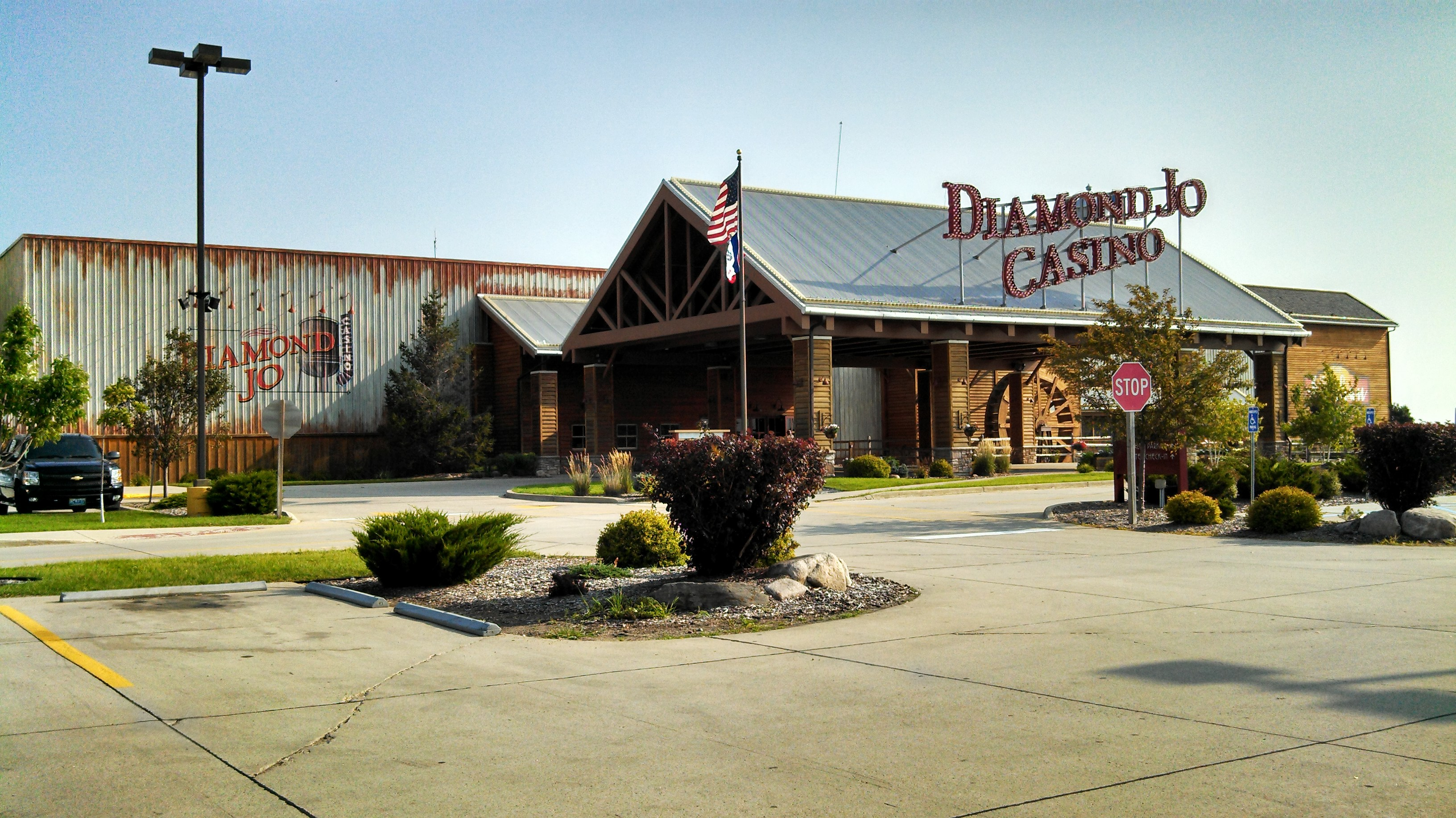 Diamond Joe Casino Northwood Iowa