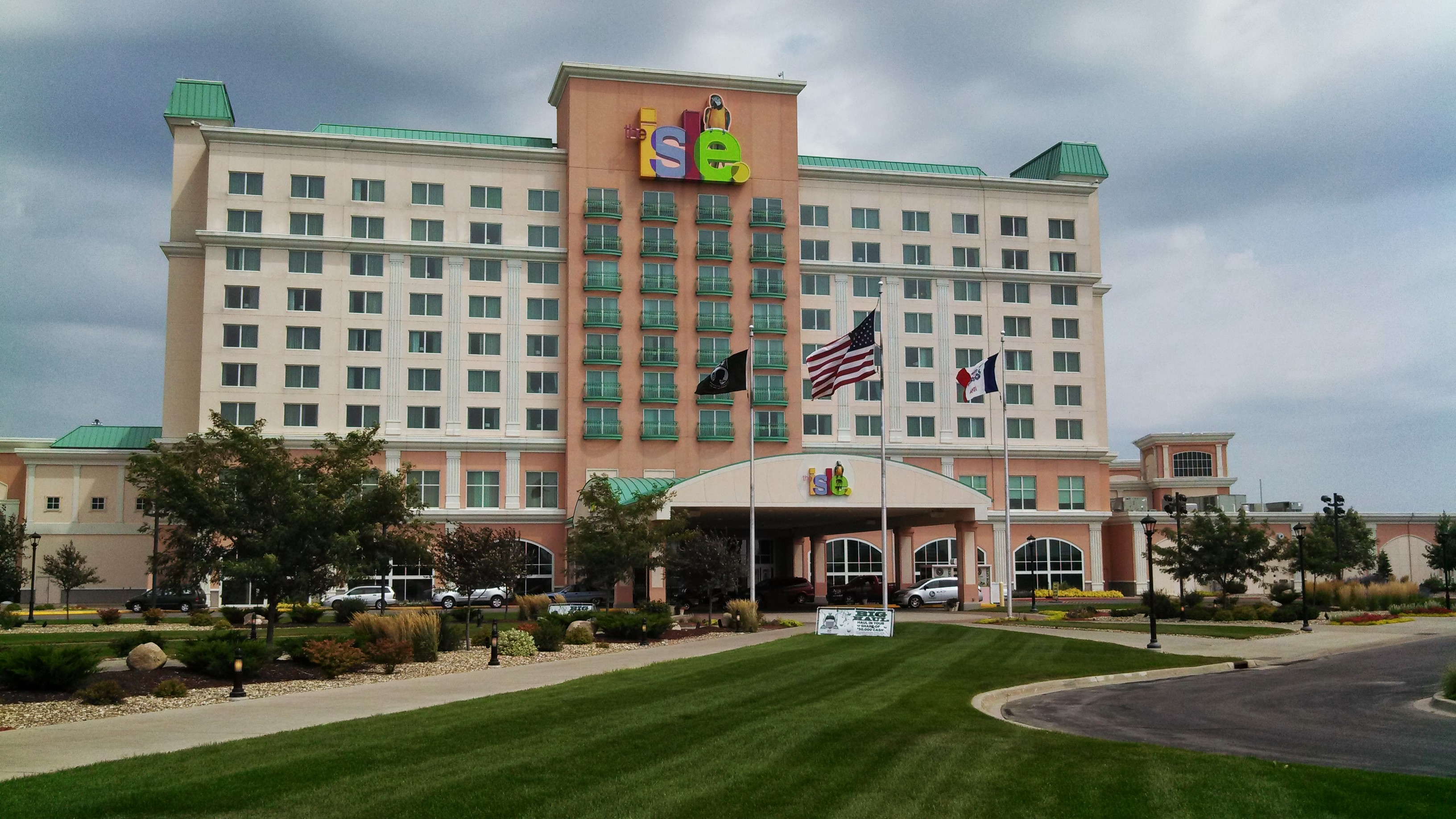 Isle Casino Hotel – Waterloo