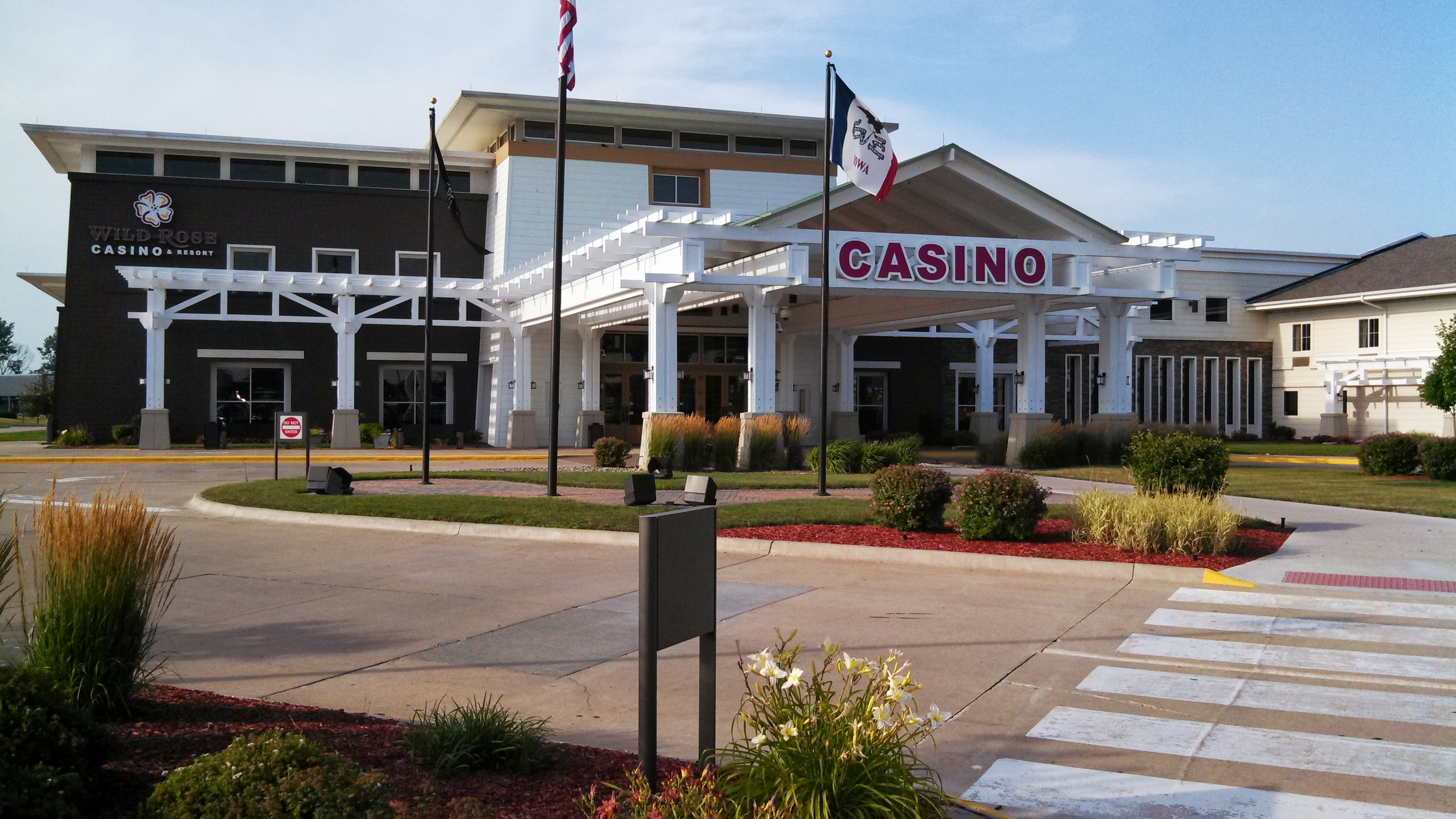 Wild Rose Casino Clinton Iowa