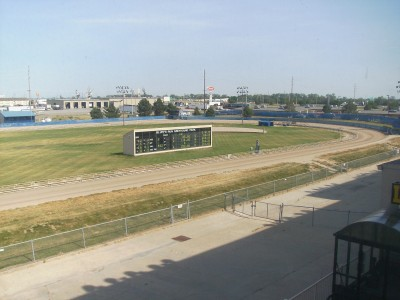 Bluffs Run Greyhound Park